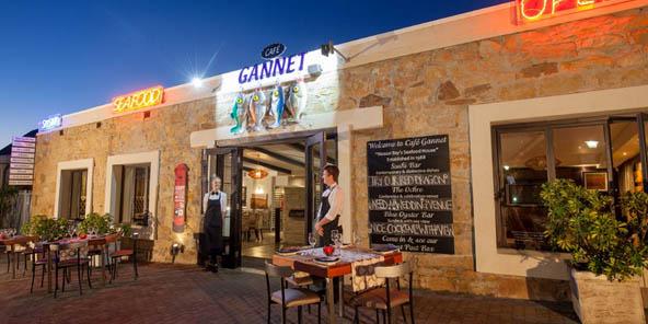 Cafe Gannet