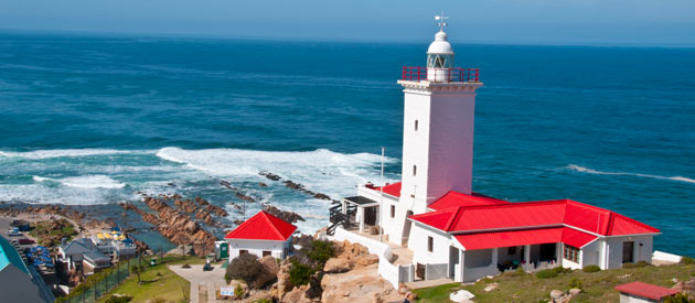 Mossel Bay is a harbour town on the Garden Route in South Africa's Western Cape Province